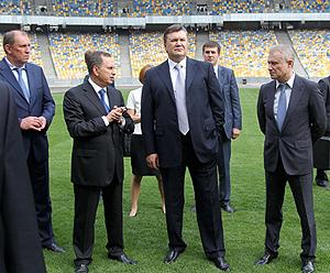 Опа для Януковича